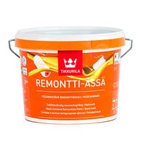 Ремонти-Ясся полуматовая латексная краска 2.7 лит, Tikkurila