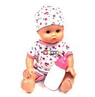 Функциональная кукла пупс ukoka 8002f/e/h4 пьет и писает