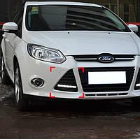 DRL штатные дневные ходовые огни LED- DRL для Ford Focus 2012+