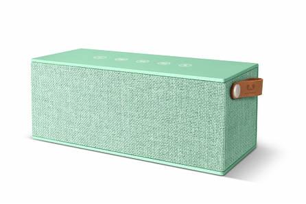 Портативная акустическая система Fresh 'N Rebel Brick XL ментоловая, фото 2