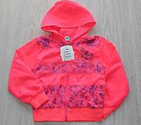 Детская тонкая осенняя куртка плащевка 4-5 лет