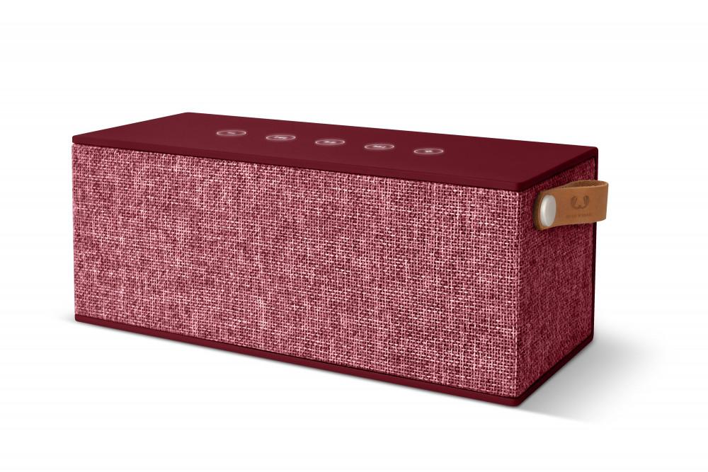 Портативная акустическая система Fresh 'N Rebel Brick XL красная