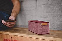 Портативная акустическая система Fresh 'N Rebel Brick XL красная, фото 2