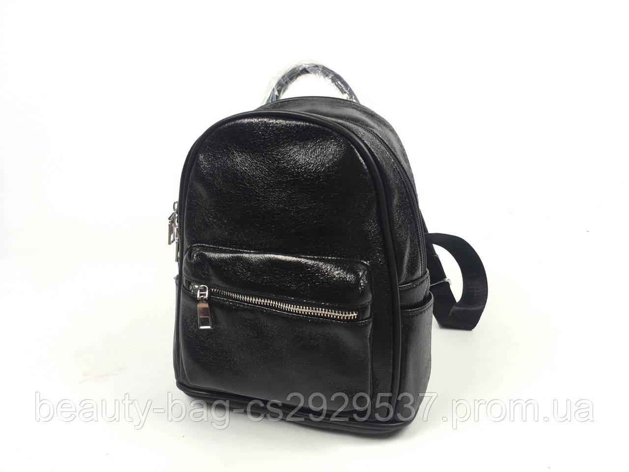 Рюкзак молодежный 6905 черный black