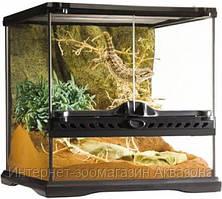 Стеклянный террариум Exo Terra Glas terrarium, 30х30х30 см