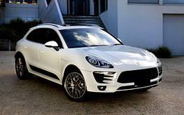 Диски и шины на Porsche Macan