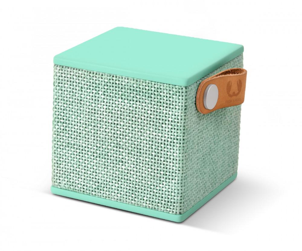 Портативная акустическая система Fresh 'N Rebel Cube ментоловая