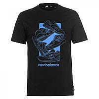 Мужские футболки New Balance в Украине. Сравнить цены, купить ... 5e82648c920