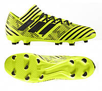 Футбольные мужские бутсы Adidas Nemeziz 17.3 FG e829a9da80933