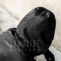 """Куртка - дождевик """"POLICE"""" (ЧЁРНАЯ) //  Размеры S, фото 5"""