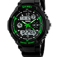 Skmei Детские часы Skmei S-Shock Green 0931, фото 1