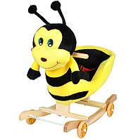 Детская музыкальная качалка Пчела