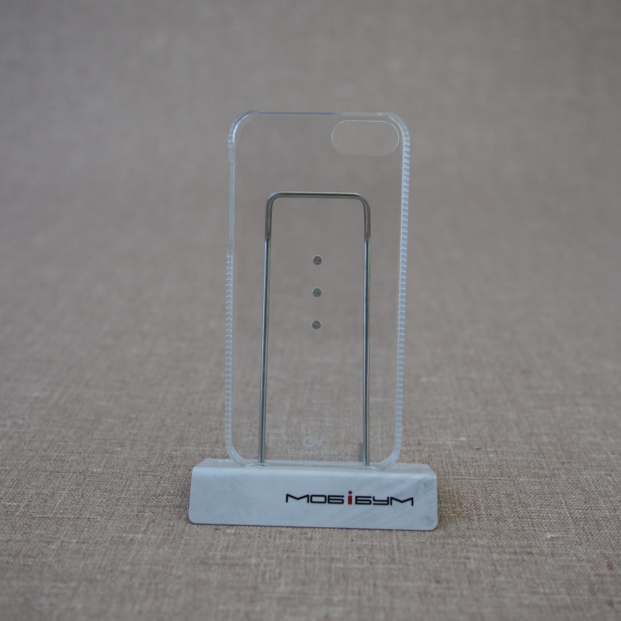 Чехол White Diamonds iPhone 5s SE Sash white Apple Для телефона