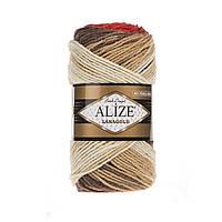 Alize Lanagold Batik №4574