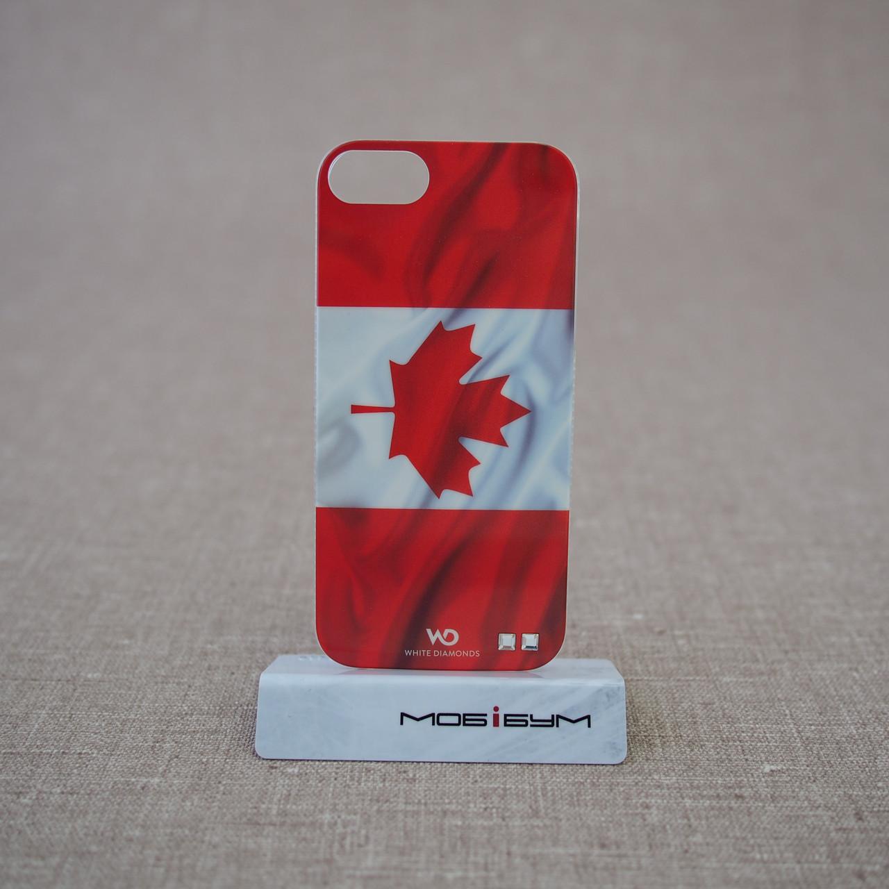 Чохол White Diamonds iPhone 5s / SE Flag Canada EAN / UPC: 426023763152