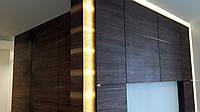 Стеновые шпонированные панели, фото 1