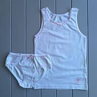 Детский комплект нижнего белья для девочки р.128 134 e6c4ec1a81cf0