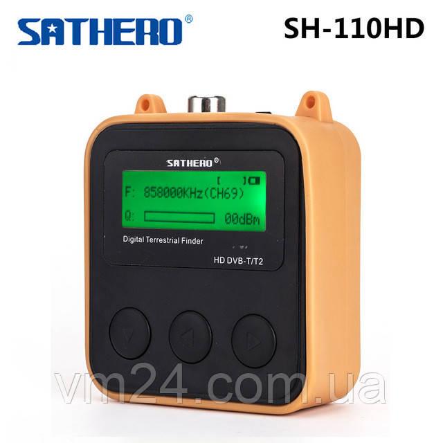 Измерительный прибор Sathero SH-110HD DVB-T2