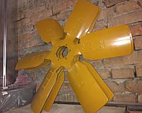 Вентилятор 612600060154 WD615.06FS, FS670x90FA на двигатель WD615 XCMG HOWO, фото 1