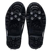 [Спец.ЦЕНА] Ледоступы для обуви MFH «5 шипов» (L) чёрные 39241, фото 1