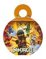 """Медали """"Ninjago 3"""". В упак: 10 шт. Диаметр: 75 мм."""