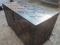 Гуцульский сундук скриня старинная антиквариат раритет 140х80х70