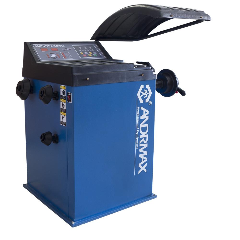 Балансировочный станок с ручным измерением ANDRMAX