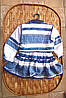 Костюмчик-вишиванка для дівчинки в українському стилі, фото 4