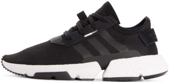 Adidas POD S3.1 Black  1f8fd13a55e31