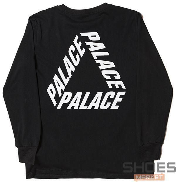 Свитшот Palace Black (ориг.бирка)