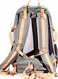 Туристический рюкзак Onepolar W1729-navy синий 28 л, фото 4