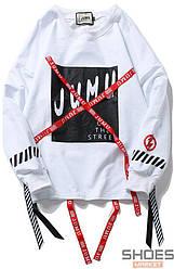 Свитшот JUMU White (ориг.бирка)