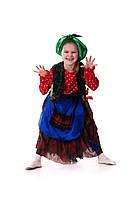 """Детский карнавальный костюм """"Баба-Яга"""""""