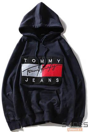 Худи Tommy Jeans Dark Blue (ориг.бирка), фото 2