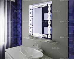Зеркало с рисунком D10 (600x800)