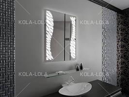 Зеркало с рисунком D12 (600x800)