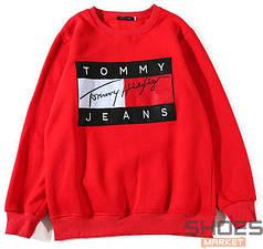Свитшот Tommy Jeans Red (ориг.бирка)