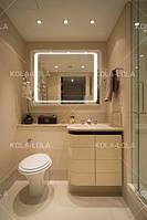 Зеркало с рисунком D78 (800х800)