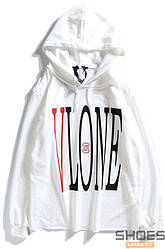 Худи Vlone White (ориг.бирка)