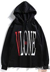 Худи Vlone Black (ориг.бирка)