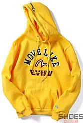 Худи Evisu Yellow (ориг.бирка)