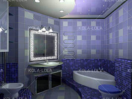 Зеркало с рисунком D69 (800x800)