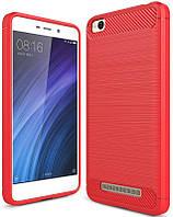 Чехол-накладка Ipaky TPU Slim Xiaomi Redmi 4A Red