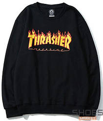 Свитшот Thrasher Black (ориг.бирка)
