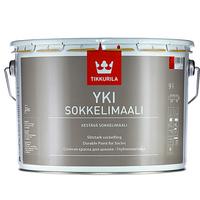 Юки латексная краска для цоколя 9 лит Tikkurila