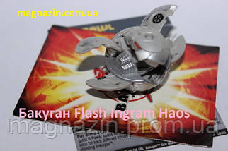 Бакуган Flash Ingram Haos (оригинальный Bakugan), фото 2