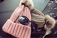 Зимняя шапка для девочек, фото 1