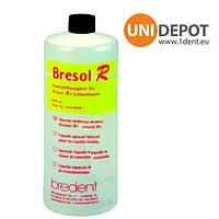 Бресол Р жидкость к огнеупорной массе Brevest Rapid Brezol R  1 л