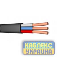 Кабель ВВГпнг 3х2,5мм Каблекс ГОСТ 100м (не горючий)