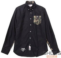 Рубашка Bape Black (ориг.бирка)
